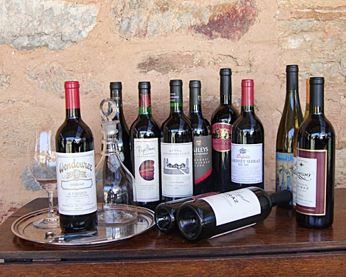 Australian Museum Wines