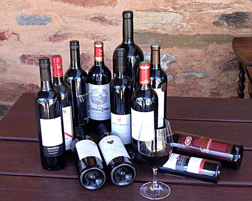 Back Vintage Wines